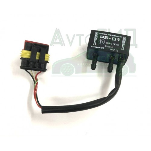 Датчик давления газа Digitronic PS-01